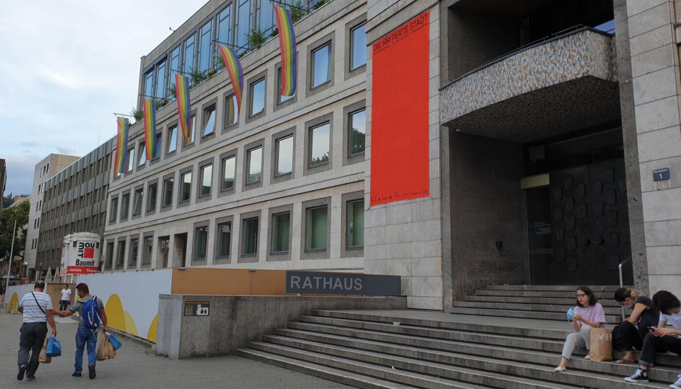Rathaus Stuttgart (2020)