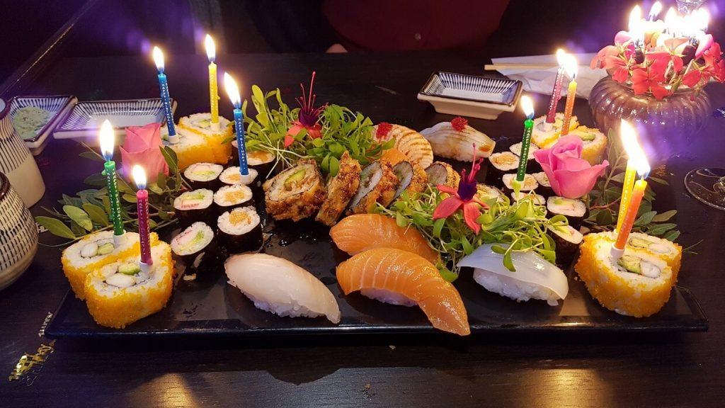 Sushi am Geburtstag (2018)