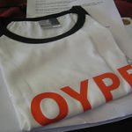 Mein Qype-T-Shirt ist da!