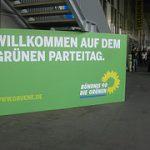 bdk09: Der grüne Parteitag in Berlin