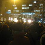 Stuttgart 21 verhindern: Demo am Hauptbahnhof