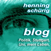 Banner Henning Schürig Blog