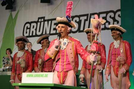 Grüne BDK in Köln (Foto: Sebastian Heiser)