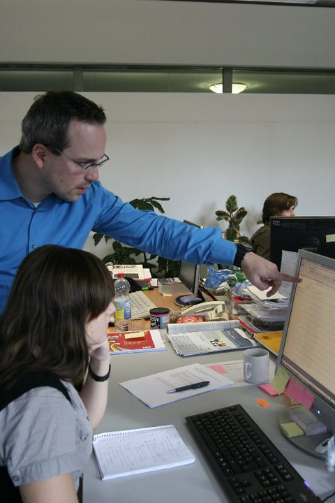 Büro 2010