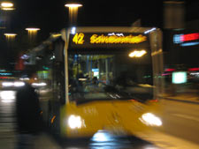 Bus 42 in Stuttgart