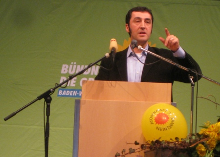 Cem Özdemir, Aschermittwoch in Biberach (2009)