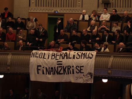 FDP-Dreikönigstreffen in Stuttgart (2008)