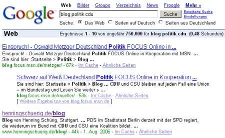 Google: blog politik cdu