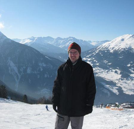 Henning im Pitztal in Tirol, Österreich