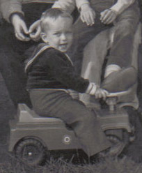 Henning beim Sippentreffen 1983