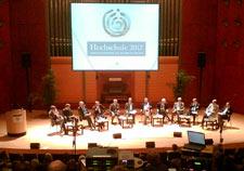 Hochschule 2012: Abschlusskonferenz (Podium)