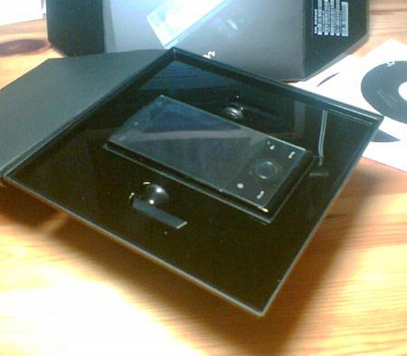 HTC Touch Diamond alias o2 xda diamond
