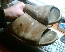 separation shoes 599a6 5fba0 Meine Latschen sind nicht unsterblich – nur fast | Henning ...