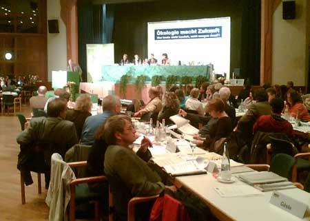 Landesparteitag (alias Landesdelegiertenkonferenz/LDK) in Bad Krozingen