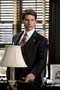 Von Löwen und Lämmern: Tom Cruise (Pressebild)