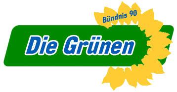 Logo-Idee Bündnis 90/Die Grünen