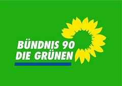 Bündnis 90/Die Grünen (Logo)