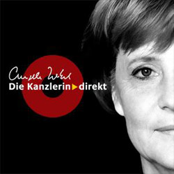 Merkel-Podcast