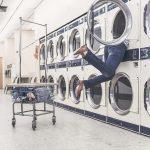 Merkel, Facebook und die Waschmaschine