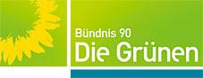 Neues Logo von Bündnis 90/Die Grünen