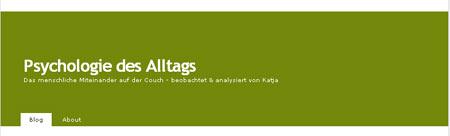 Katjas Psychologie-Blog