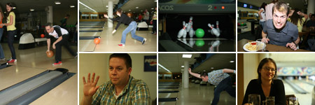 Qype-City-Night, Bowling in Stuttgart