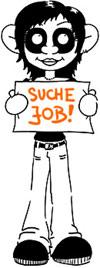 Rozana sucht einen Job