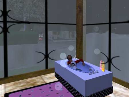 Second Life: Baden