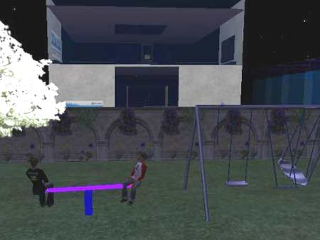 Second Life: Wippen