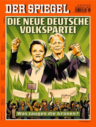 SPIEGEL-Titel 48/2010 (15.11.2010)