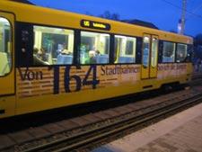 U-Bahn in Stuttgart
