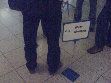 Webmontag Nr. 8 in Stuttgart