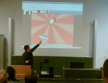 6. Webmontag in Stuttgart: Fnord
